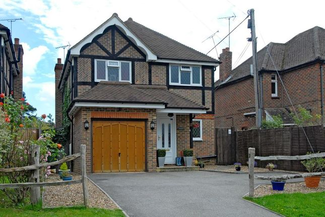 Thumbnail Detached house for sale in Lucas Green, West End, Woking