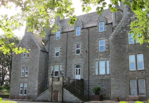 Thumbnail Flat to rent in Flat 3 Braal Castle, Halkirk, Caithness