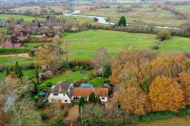 4 bed detached house for sale in Lower Densome Wood, Woodgreen, Fordingbridge SP6