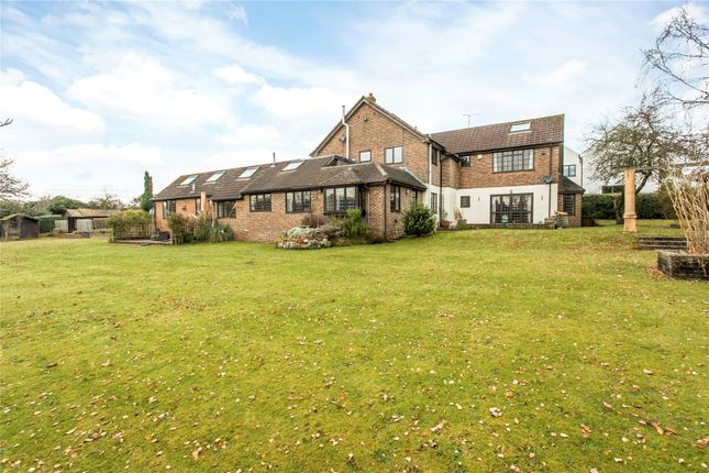 7 bed detached house for sale in Main Road, Littleton, Winchester, Hampshire