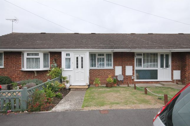 Thumbnail Bungalow for sale in Jubilee Close, Farnborough