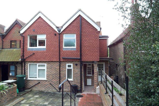 Thumbnail Flat to rent in High Street, Otford, Sevenoaks