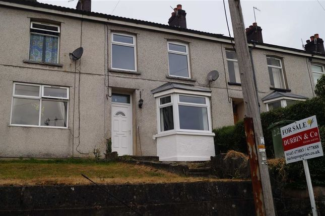 Thumbnail Terraced house for sale in Harris Terrace, Penrhiwceiber, Mountain Ash