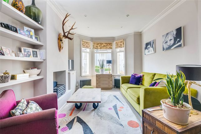 Thumbnail Terraced house for sale in Bucharest Road, London