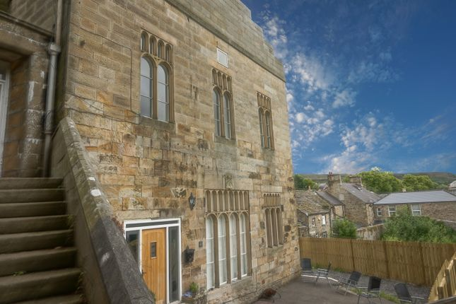 Thumbnail Maisonette for sale in The Castle, Stanhope, Bishop Auckland