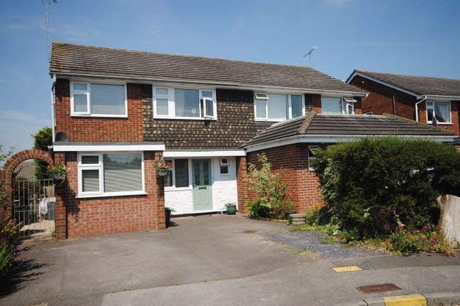 Thumbnail Semi-detached house for sale in Chelmer Lea, Great Baddow, Chelmsford