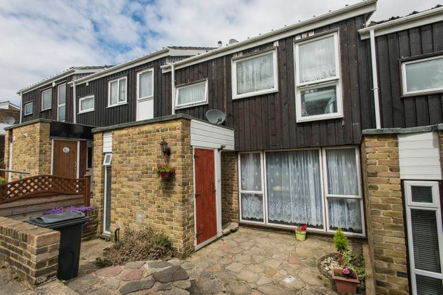 Thumbnail Terraced house for sale in Crofters Mead, Courtwood Lane, Forestdale, Croydon