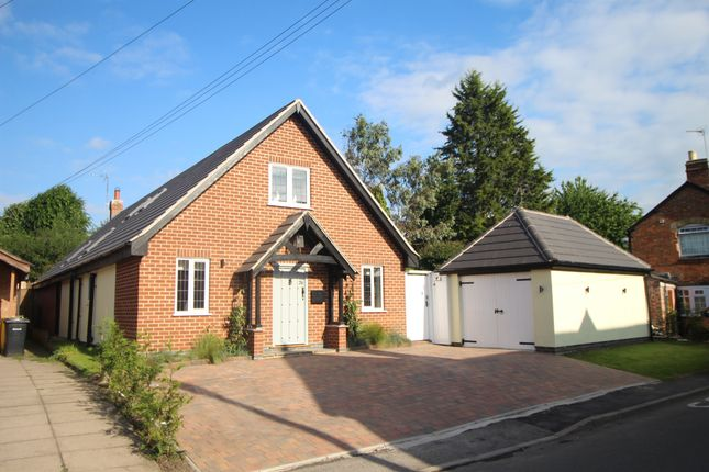 Thumbnail Detached house for sale in Main Street, Great Glen, Leicester
