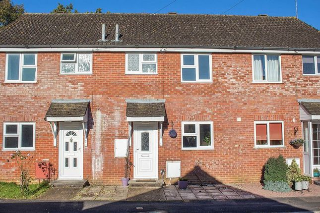Thumbnail Terraced house for sale in Blackwater Mews, Totton, Southampton
