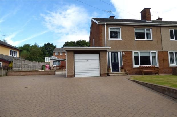 3 bed semi-detached house for sale in Drawbriggs Lane, Appleby-In-Westmorland, Cumbria