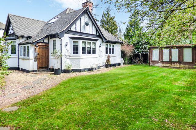 Thumbnail Detached bungalow for sale in Bromham Road, Biddenham