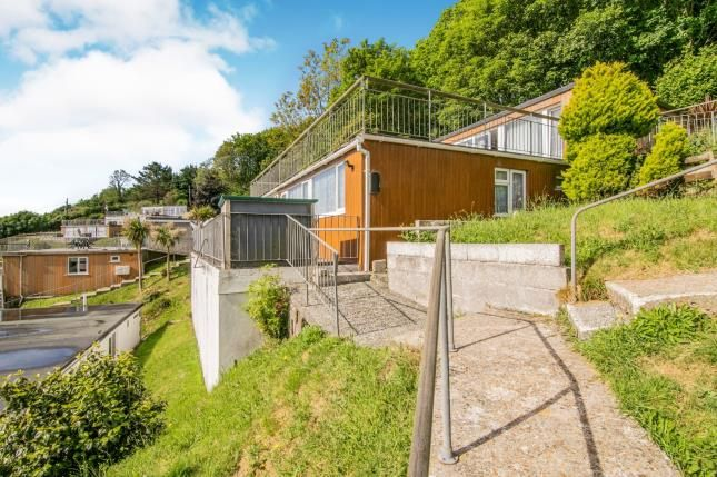 Thumbnail 2 bed bungalow for sale in Millendreath Holiday Village, Looe