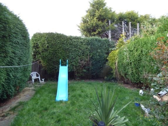 Garden of Harringworth Road, Leicester LE5