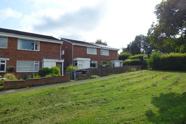Thumbnail Flat to rent in Greenacres Road, Consett
