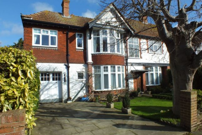 Thumbnail Terraced house for sale in Broadfield Road, Folkestone