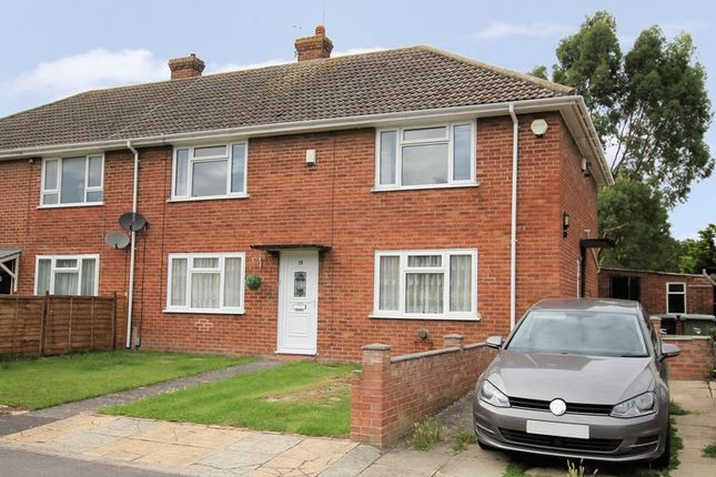 Thumbnail Flat to rent in Stockham Way, Wantage