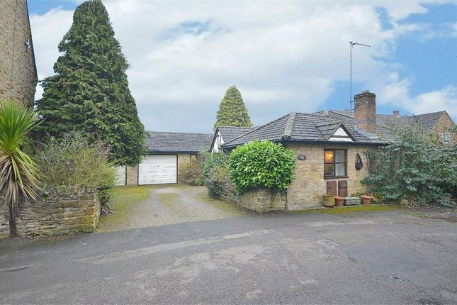 Thumbnail Detached bungalow for sale in Barn Corner, Collingtree, Northampton