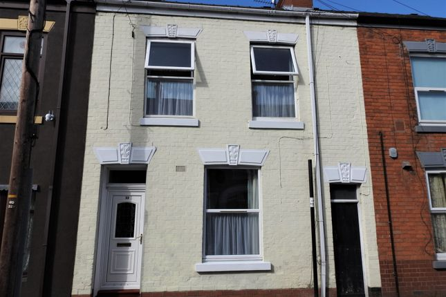 Thumbnail Terraced house for sale in Morpeth Street, Hull