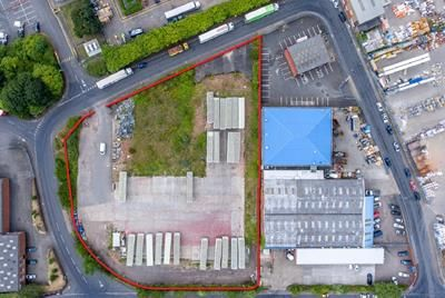 Thumbnail Land to let in Haunchwood Park, Bermuda Road, Nuneaton, Warwickshire