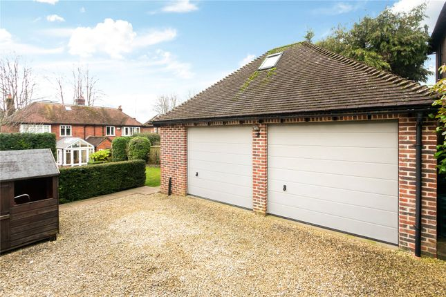 Garage of Cheriton Road, Winchester, Hampshire SO22