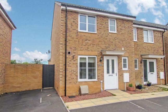 Thumbnail Property to rent in Heol Tre Dwr, Waterton, Bridgend