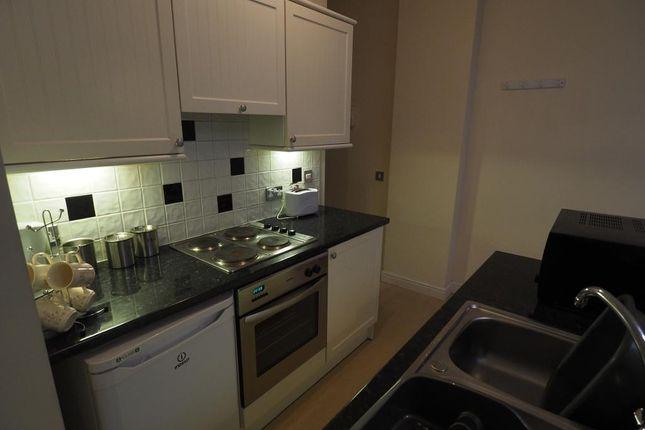 Kitchen of Kingston Chambers, Land Of Green Ginger, Hull HU1