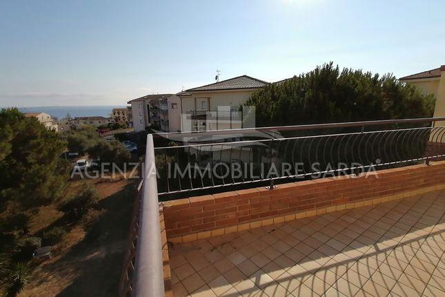 Vista of Via Fratelli Kennedy 151, Alghero, Sassari, Sardinia, Italy