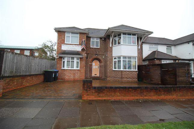 Thumbnail Detached house for sale in Bucklands End Lane, Hodge Hill, Birmingham