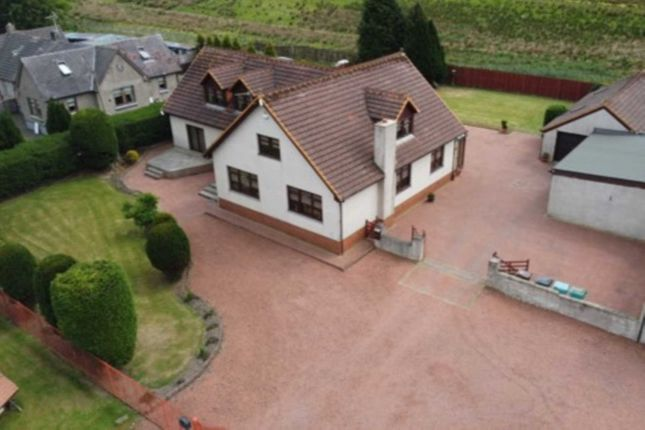Thumbnail Detached house for sale in Woodhall Estate, Calderbank, Airdrie