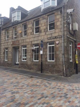 Thumbnail Retail premises to let in Belmont Street, Aberdeen
