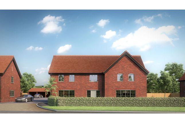 CGI Example of Hemblington, Norwich NR13