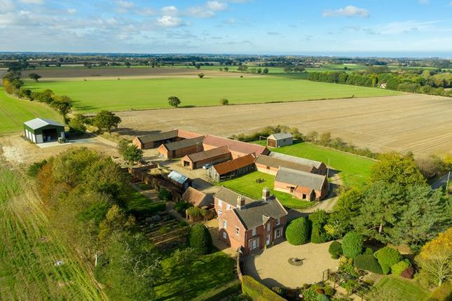 Thumbnail Commercial property for sale in Hickling Estate, The Street, Hickling, Norwich