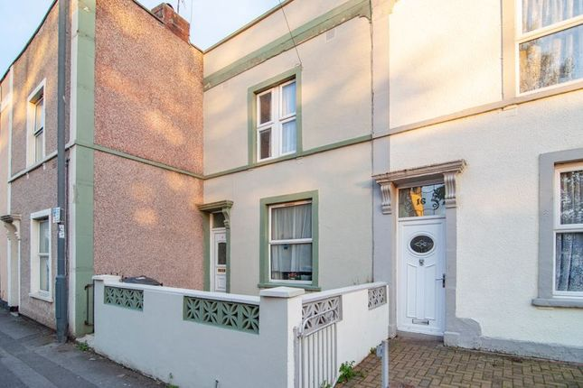 Thumbnail Terraced house for sale in Goodhind Street, Easton