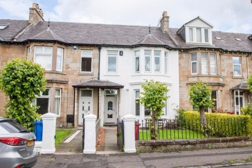 Thumbnail Terraced house to rent in Abbotsford Avenue, Rutherglen, Glasgow