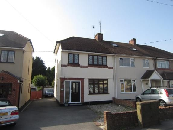 Thumbnail End terrace house for sale in Pilgrims Hatch, Brentwood, Essex