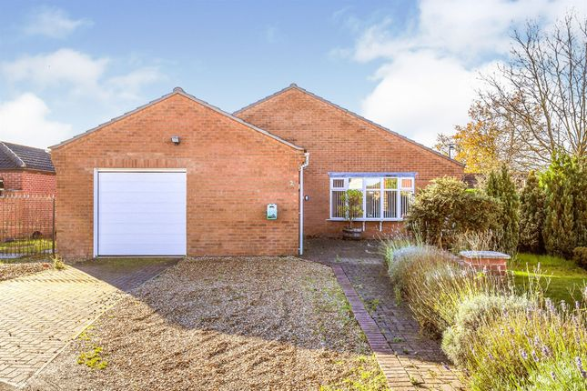 3 bed detached bungalow for sale in Leagate Close, Tumby, Boston PE22