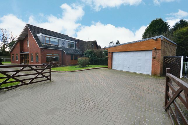 Thumbnail Detached bungalow for sale in Birchy Close, Shirley, Solihull
