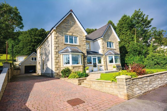 Thumbnail Detached house for sale in Long Row, Menstrie, Stirling