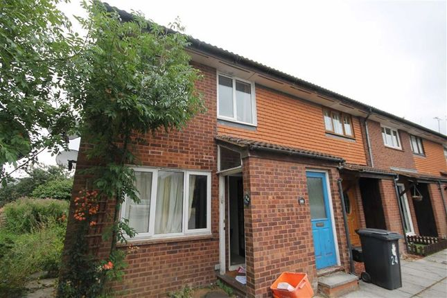 Thumbnail Flat for sale in Chandos Close, Grange Park, Wiltshire