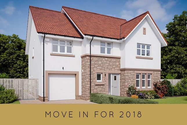 """Thumbnail Detached house for sale in """"The Darroch"""" at Birdston Road, Milton Of Campsie, Glasgow"""