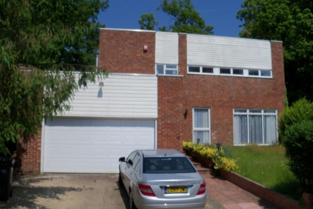 Thumbnail Detached house to rent in Lord Chancellor Walk, Coombe, Kingston Upon Thames
