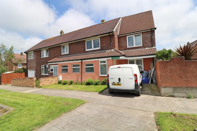 Thumbnail Semi-detached house for sale in Cedar Road, St. Athan, Barry