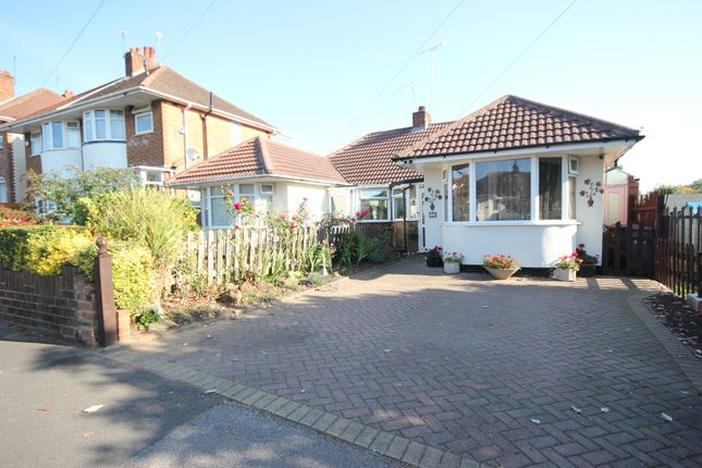 Thumbnail Semi-detached bungalow for sale in Marcot Road, Solihull