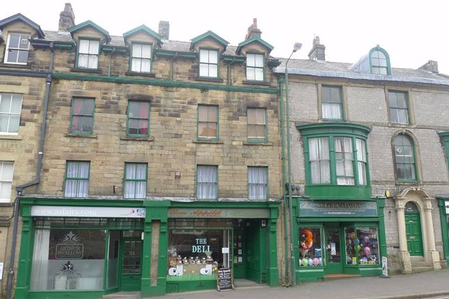 Thumbnail 2 bedroom flat to rent in Terrace Road, Buxton, Derbyshire