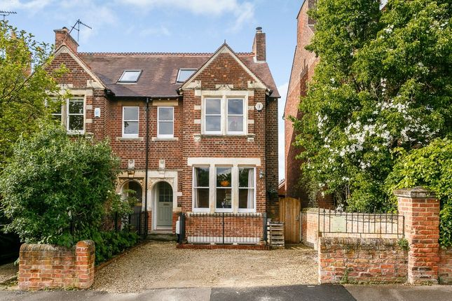 Thumbnail Semi-detached house for sale in Frenchay Road, Oxford