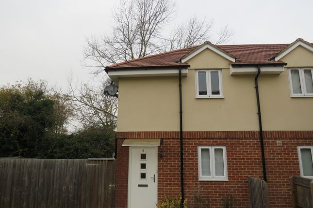 Thumbnail Flat to rent in Marston Road, Marston, Oxford