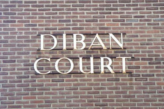 Thumbnail Flat to rent in Diban Court, Diban Avenue, Hornchurch