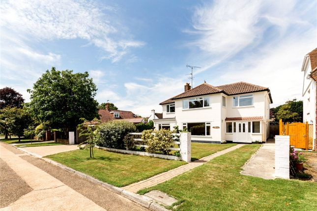 Thumbnail Detached house for sale in Kingsway, Aldwick, West Sussex