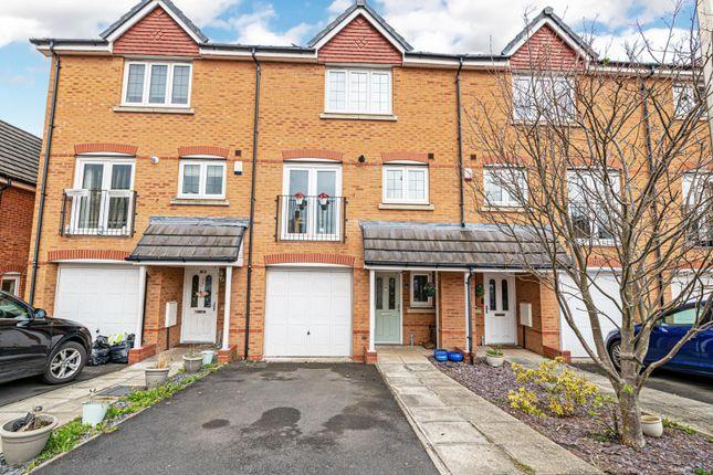 Thumbnail Terraced house for sale in Callender Gardens, Helsby, Frodsham
