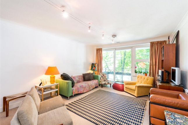 Thumbnail Flat for sale in Darwin Court, Gloucester Avenue, London